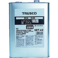 トラスコ中山 TRUSCO αボウセイ油 4L ECOARC4 1缶 227ー7298 (直送品)