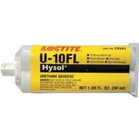 ヘンケルジャパン ロックタイト ウレタン接着剤 Hysol Uー10FL 50ml U10FL50 1本 364ー6556 (直送品)