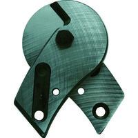 ヒット商事 HIT ワイヤーロープカッター替刃 HWCC12 1個 355ー7391 (直送品)