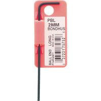 ボンダス(BONDHUS) プロホールドLレンチ PBL2 1本 324-4989 (直送品)