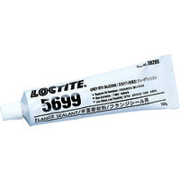ヘンケルジャパン(Henkel Japan) シリコンフランジシール剤 5699 100g 5699-85 1個 123-6458 (直送品)