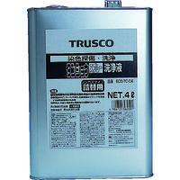 トラスコ中山 TRUSCO αタンショウ洗浄液 4L ECOTCC4 1缶 512ー3089 (直送品)