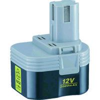 リョービ(RYOBI) ニカド電池パック 12V B-1220F2 1個 310-1088 (直送品)