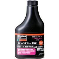 トラスコ中山(TRUSCO) αタンショウノンガスタイプ 洗浄液替ボトル 350ml ECO-TC-C 1本 220-9250 (直送品)