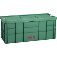 リス興業 リス 道具箱 130L 1個 169ー6327 (直送品)