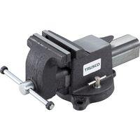 トラスコ中山 TRUSCO 回転台付アンビルバイス 80mm VRS080N 1セット 301ー0571 (直送品)