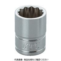 京都機械工具 KTC 9.5sq.ソケット(十二角)14mm B314W 1個 307ー3831 (直送品)