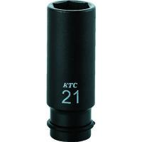 京都機械工具 KTC 12.7sq.インパクトレンチ用ソケット(ディープ薄肉) 10mm BP4L10TP 1個 307ー9571 (直送品)