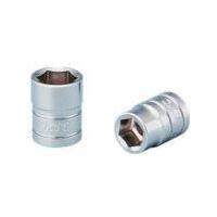 京都機械工具 KTC 6.3sq.ソケット(六角)3/8inch B238 1個 373ー1189 (直送品)