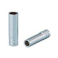 京都機械工具 KTC 6.3sq.ディープソケット(十二角)10mm B2L10W 1個 373ー1464 (直送品)