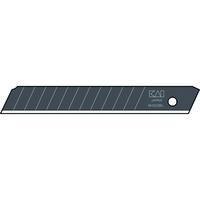貝印カミソリ 貝印 黒替刃中薄50枚入り BM50 1セット(1個:50枚入×1) 294ー7081 (直送品)