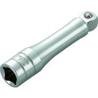 京都機械工具 9.5sq.首振りエクステンションバー150mm BE3-150JW 1本 307-5931 (直送品)
