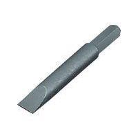 京都機械工具 KTC インパクトドライバ マイナスビット先端厚み1.0mm SDM1.0 1本 373ー7900 (直送品)