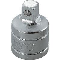 京都機械工具 KTC 6.3sq.ソケットアダプタ BA23 1個 307ー5711 (直送品)