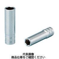 京都機械工具 KTC 6.3sq.ソケット(六角)6mm B206 1個 373ー0948 (直送品)