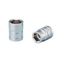 京都機械工具 6.3sq.ソケット(六角)9/16inch B2-9/16 1個 373-1278 (直送品)