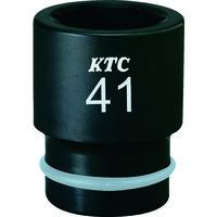 京都機械工具 KTC 19.0sq.インパクトレンチ用ソケット(標準)ピン・リング付17mm BP617P 1個 307ー9716 (直送品)