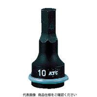 京都機械工具 KTC 9.5sq.インパクトレンチ用ヘキサゴンレンチ 4mm BTP304P 1個 373ー3327 (直送品)