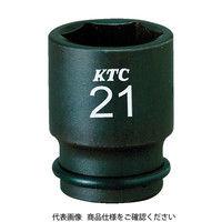 京都機械工具 KTC 9.5sq.インパクトレンチ用ソケット(セミディープ薄肉)22mm BP3M22TP 1個 359ー7318 (直送品)
