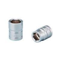 京都機械工具 KTC 6.3sq.ソケット(六角)9/32inch B2932 1個 373ー1294 (直送品)