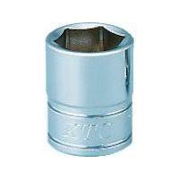 京都機械工具 KTC 9.5sq.ソケット(六角)3/8inch B338 1個 373ー1677 (直送品)