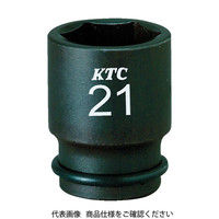京都機械工具 KTC 9.5sq.インパクトレンチ用ソケット(セミディープ薄肉)19mm BP3M19TP 1個 359ー7296 (直送品)