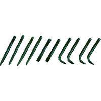 京都機械工具 KTC スナップリングプライヤ先端クローセット 混合[10本組] SPC5 1セット 373-8337(直送品)