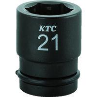 京都機械工具 12.7sq.インパクトレンチ用ソケット(標準) ピン・リング付8mm BP4-08P 1セット 307-9368 (直送品)