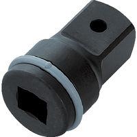 京都機械工具 KTC 19.0sq.インパクトレンチ用アダプタ150mm BAP64150 1個 308ー0501 (直送品)