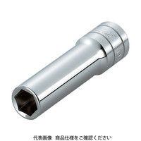 京都機械工具 9.5sq.ディープソケット(六角)15mm B3L-15 1個 307-4048 (直送品)
