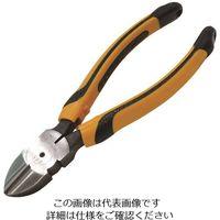 室本鉄工 メリー 強力ニッパ(成形カバー付)200mm 205H200 1丁 287ー7953 (直送品)