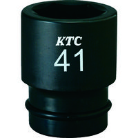 京都機械工具 KTC 25.4sq.インパクトレンチ用ソケット(標準)21mm BP821P 1個 308ー0064 (直送品)