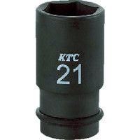 京都機械工具 KTC 12.7sq.インパクトレンチ用ソケット(セミディープ薄肉) 8mm BP4M08TP 1個 373ー2860 (直送品)