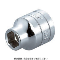 京都機械工具 12.7sq.ソケット(六角)12mm B4-12 1個 307-4382 (直送品)