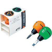 京都機械工具 KTC ギフト用ドライバセット[2本組] TD902 1セット 373ー8558 (直送品)