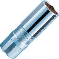 京都機械工具 KTC 9.5sq.プラグレンチ 20.8mm B3A-20.8P 1個 373-1863 (直送品)