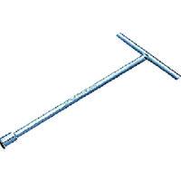 京都機械工具 早回しT形レンチ10mm TH-10N 1丁 373-8663 (直送品)