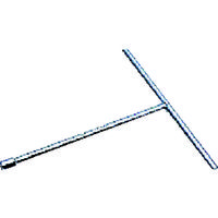 京都機械工具 KTC T形レンチ10mm TH10 1個 373ー8655 (直送品)