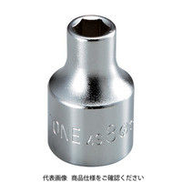 TONE TONE ソケット(6角) 25mm 4S25 1個 369ー6898 (直送品)