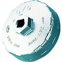 京都機械工具 KTC カップ型オイルフィルタレンチ073 AVSA073 1個 373ー0581 (直送品)