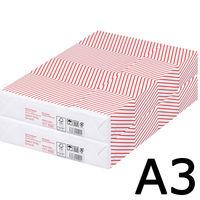 コピー用紙 マルチペーパー セレクト ホワイト スムース A3 1セット(1000枚:500枚入×2冊) 高白色 国内生産品 FSC認証 アスクル