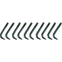 京都機械工具 KTC スナップリングプライヤ先端クローセット 曲型Ф1.5[10本組] SPC0210 1セット 373-8281 (直送品)