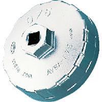 京都機械工具 KTC カップ型オイルフィルタレンチ064 AVSA-064 1個 373-0565(直送品)