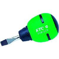 京都機械工具 KTC ソフトスタッビドライバ マイナス6mm D9M625 1本 373ー3963 (直送品)