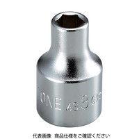 TONE(トネ) ソケット(6角) 31mm 4S-31 1個 369-6961 (直送品)