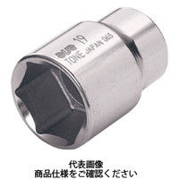 TONE TONE ソケット(6角) 10mm 2S10 1個 122ー2902 (直送品)