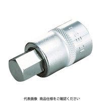 TONE(トネ) ヘキサゴンソケット 吋目 3/8inch 3HB-12 1個 369-5123 (直送品)