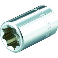 TONE(トネ) ソケット(8角) 5.5mm 3E-5.5 1個 369-5018 (直送品)
