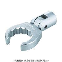 TONE(トネ) フレックスクロウフットレンチ 27mm 4DCF-27F 1個 369-6405 (直送品)