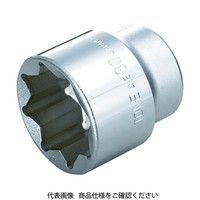 TONE(トネ) ソケット(8角) 27mm 4E-27 1個 369-6529 (直送品)